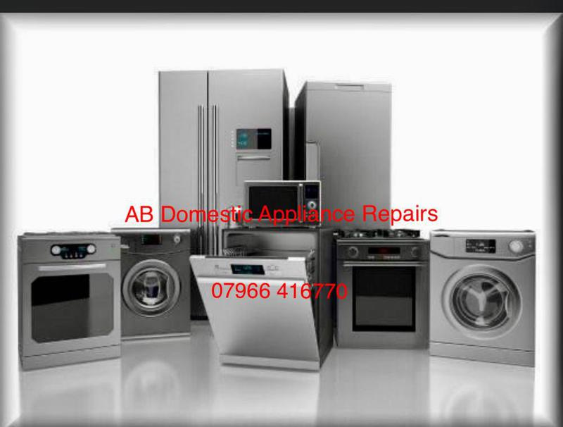 AB Domestic Appliance Repairs logo