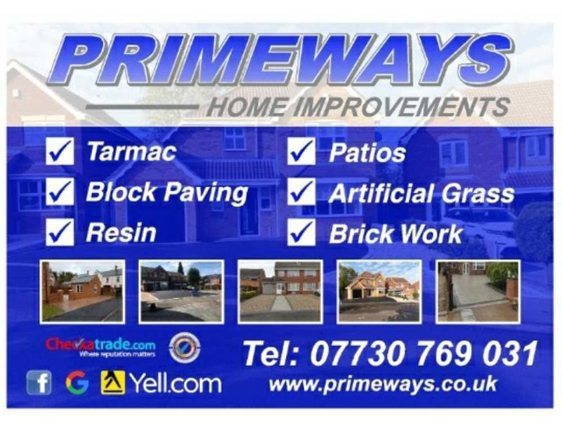 Primeways Home Improvements logo
