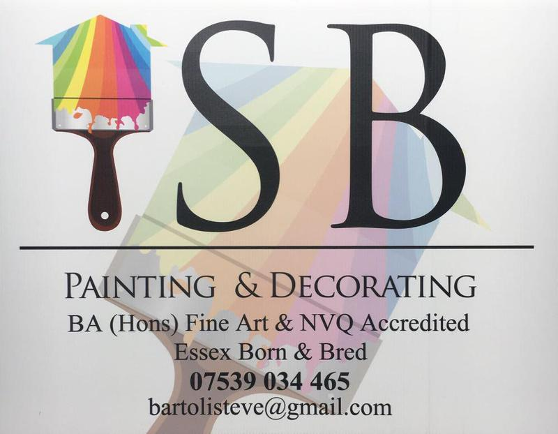 SB Painting & Decorating logo