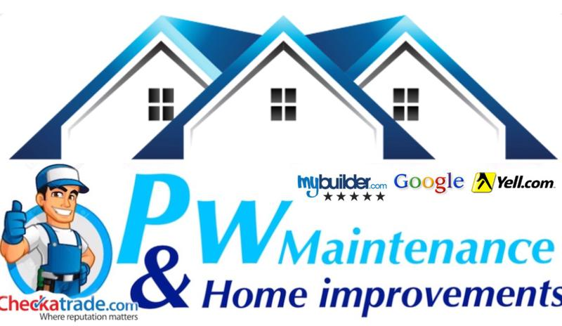 PW Maintenance & Home Improvements logo