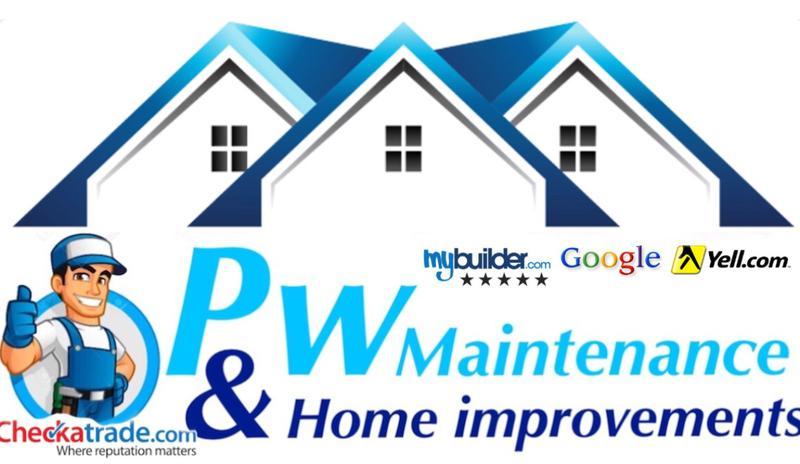PW Maintenance & Home Improvements logo