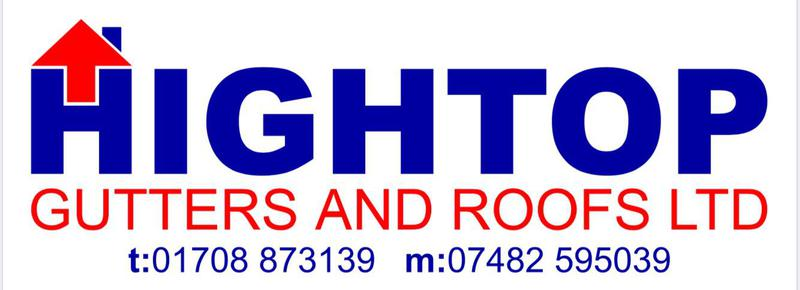 Hightop Gutters & Roofs Ltd logo