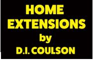 Home Extensions by D I Coulson logo