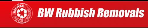 BW Rubbish Removals logo