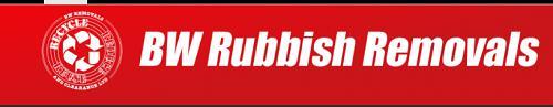BW Rubbish Removals logo