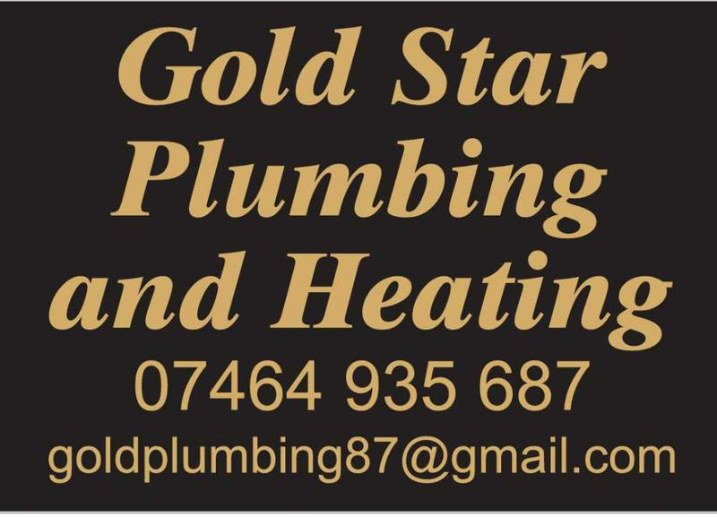 Gold Star Plumbing & Heating logo