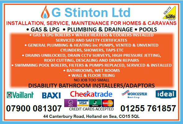 G Stinton Ltd logo
