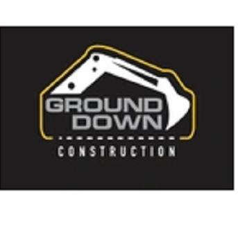 Grounddown Construction logo