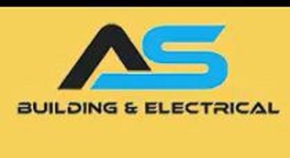 AS Building & Electrical logo