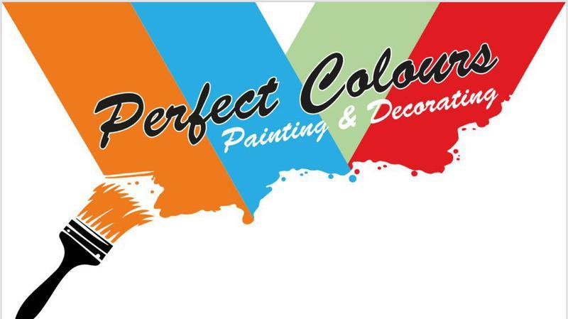 Perfect Colours Decorating logo
