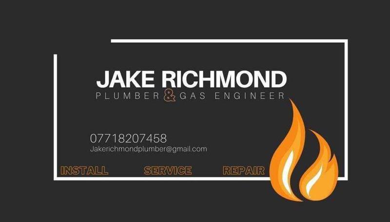 Jake Richmond Plumbing and Gas Engineer logo