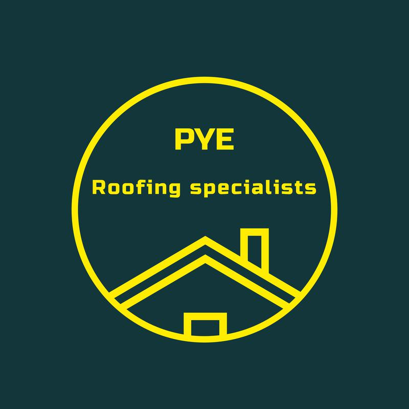 Pye Roofing Specialist logo