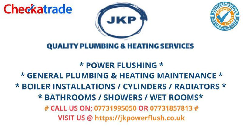 JK Powerflush UK Ltd logo