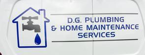 DG Plumbing and Home Maintenance Services logo