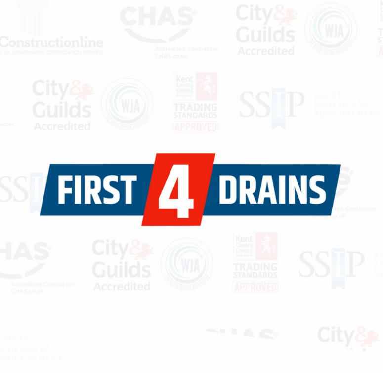 First4Drains Ltd logo