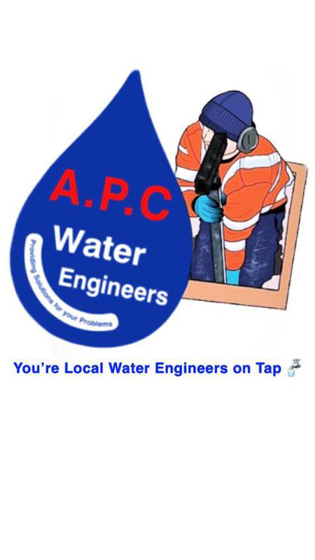 A.P.C Water Engineers logo