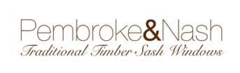 Pembroke & Nash Sash Windows logo