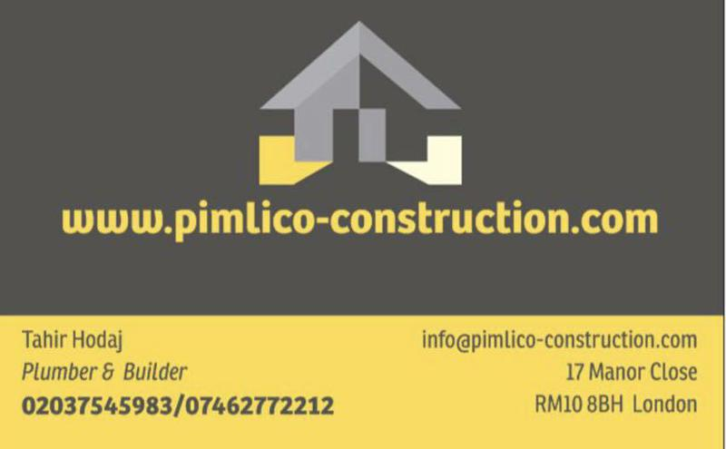 Pimlico Construction Ltd logo