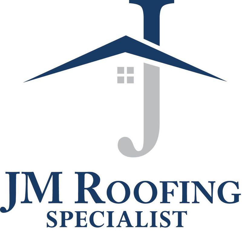 JM Roofing Specialist logo