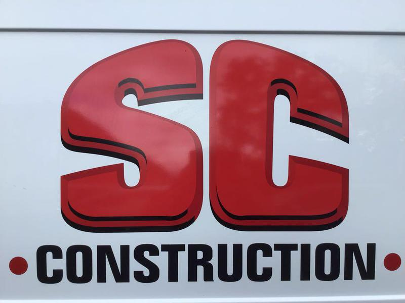 SC Construction logo