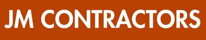 JM Contractors logo