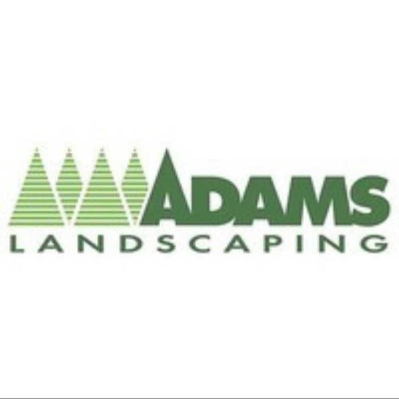 Adams Landscaping logo