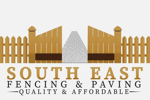 South East Fencing & Paving logo