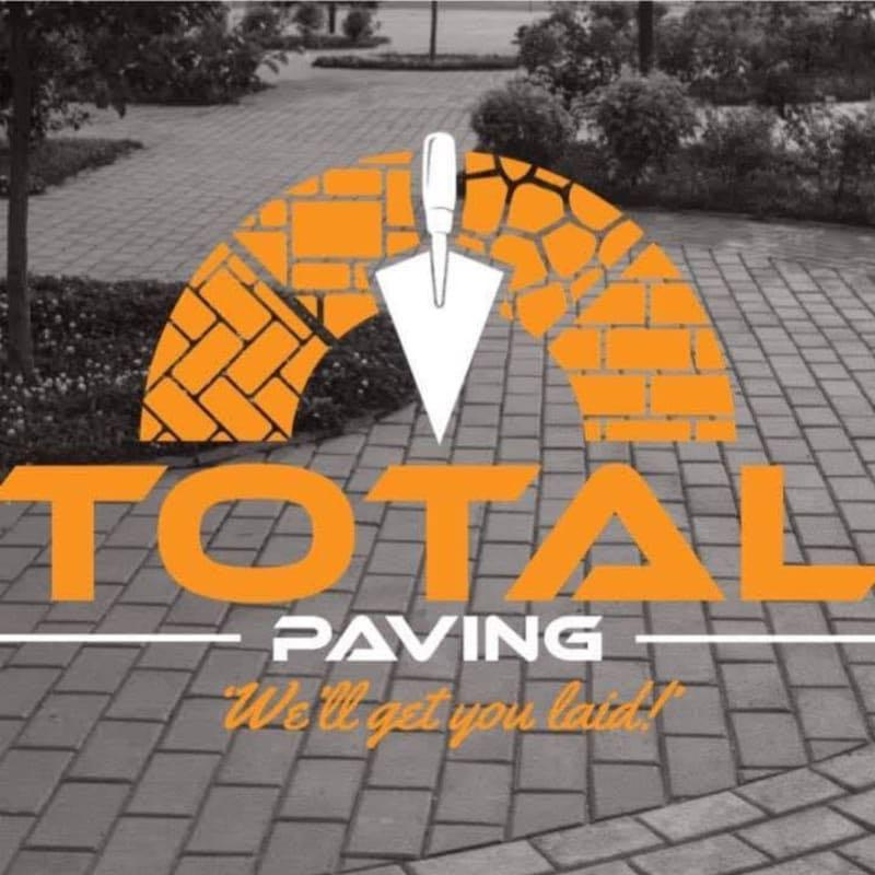 Total Paving & Driveways logo