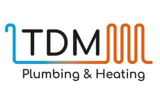 TDM Plumbing and Heating logo
