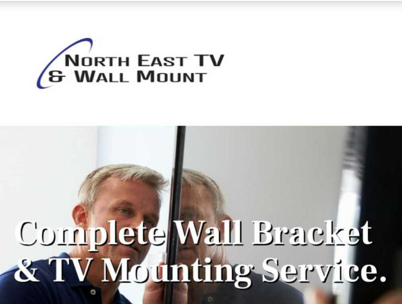 Northeast TV & Wall Mount & CCTV Solutions logo
