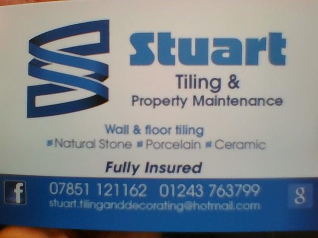 Stuart Tiling and Property Maintenance logo