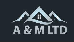 A&M Roofing & Building logo
