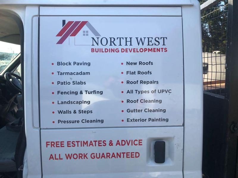 North West Building Developments Ltd logo