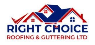 Right Choice Roofing And Guttering Ltd logo