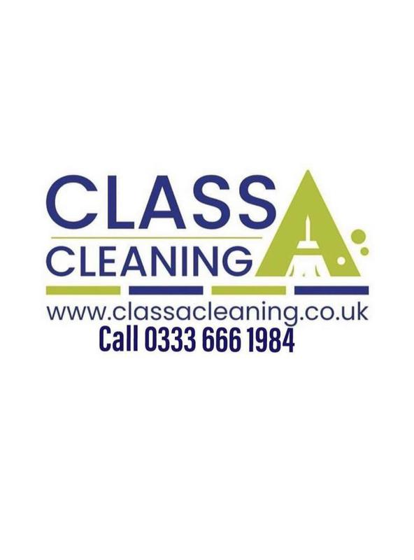 Class A Cleaning logo