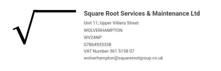 Square Root Maintenance & Services Ltd logo