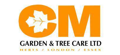 CM Garden & Tree Care logo