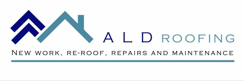 ALD Roofing logo