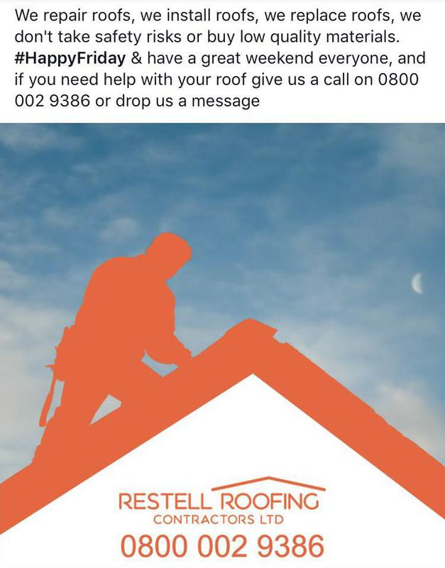 Restell Roofing Contractors Ltd logo