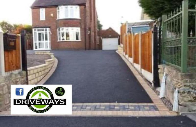 Leicestershire Driveway Specialists logo