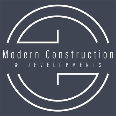 Modern Construction & Developments logo