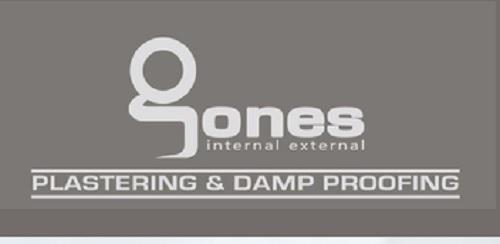 G Jones Plastering & Damp Proofing logo