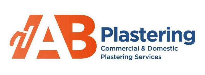 AB Plastering logo