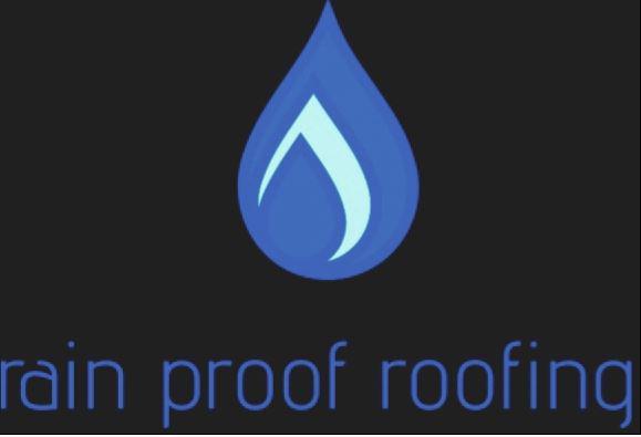 Rainproof Roofing logo