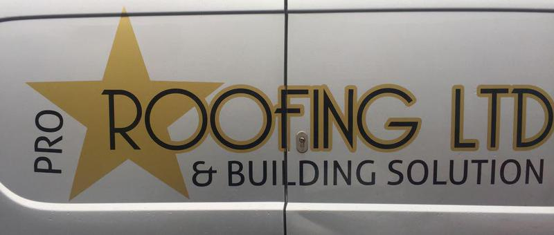 Pro Star Roofing Solutions logo