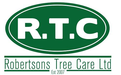 Robertsons Tree Care logo