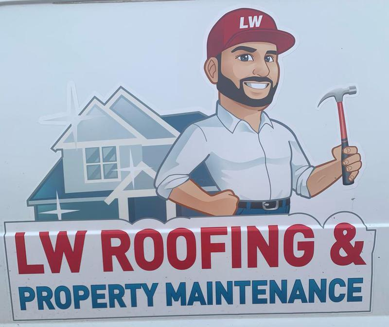LW Roofing & Property Maintenance logo