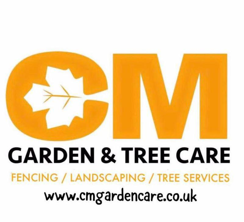 CM Garden & Tree Care logo
