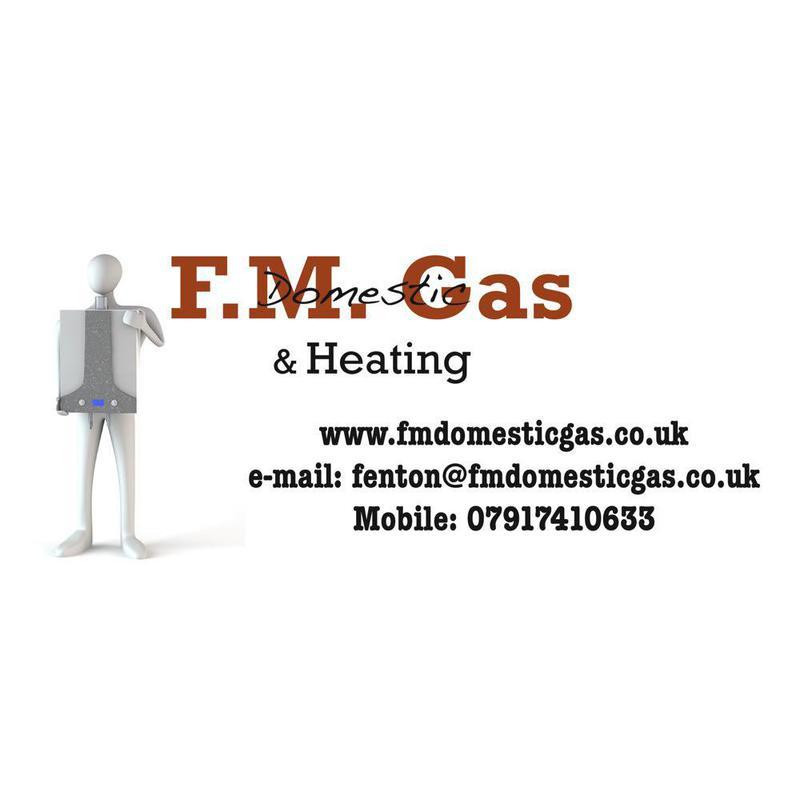 FM Domestic Gas & Heating logo