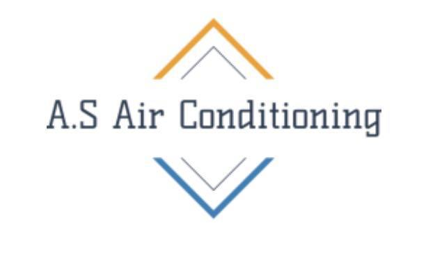 AS Air Conditioning logo